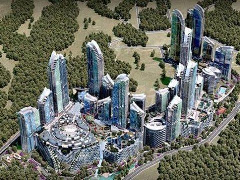 Ağaoğlu 1453 Maslak Projekt